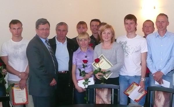 2009 нагородження