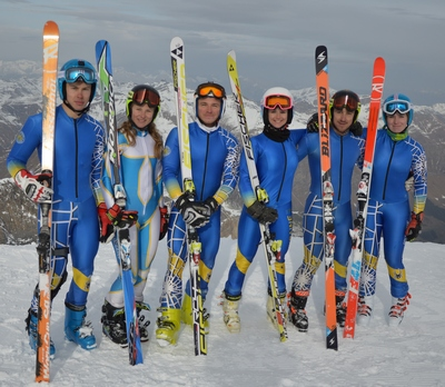 Ukraine Alpine Ski team