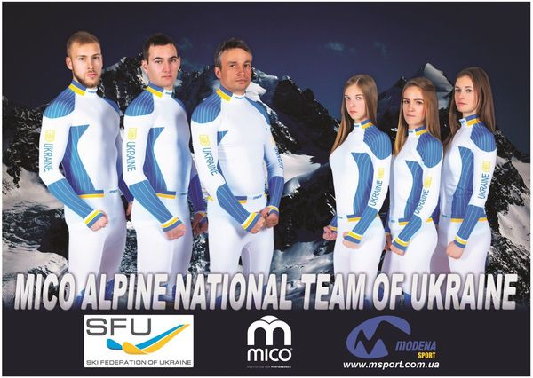MICO Alpine team