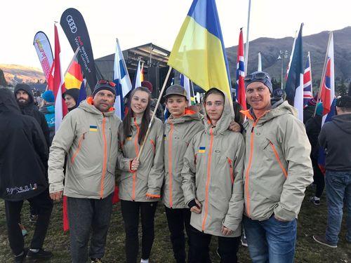 2018 чемпіонат світу серед юніорів слоупстайл