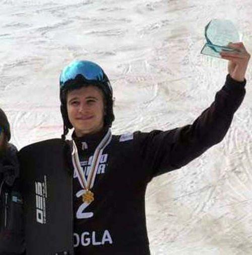 OESS UKR Snowboard