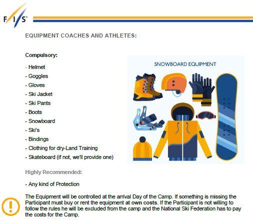 FDP equipment